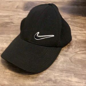 Nike black Baseball cap hat